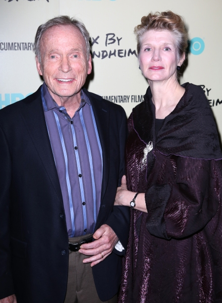Dick Cavett and Martha Rogers