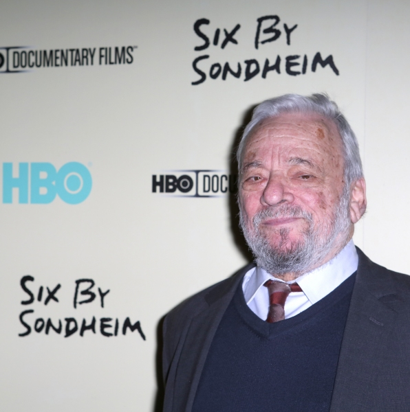 Photo Coverage: On the Red Carpet at the SIX BY SONDHEIM Premiere with Jeremy Jordan, Darren Criss & More!
