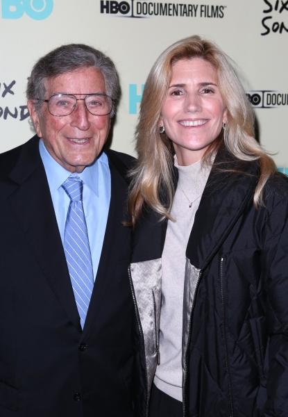 Tony Bennett & Susan Benedetto