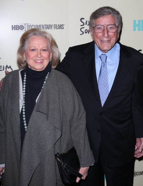 Barbara Cook & Tony Bennett