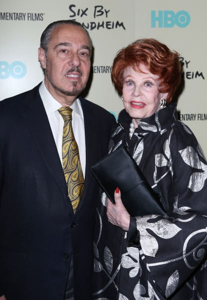 Marc Rosen and Arlene Dahl