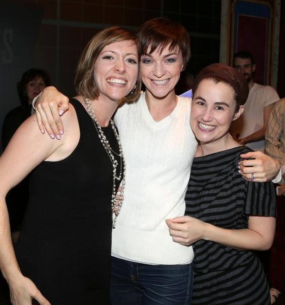 Broadway Debuts: Pamela Bob, Lisa O''Hare and Lauren Worsham