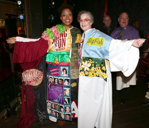 Exclusive Photo Coverage: Inside the Gypsy Robe Ceremony for A GENTLEMAN'S GUIDE TO LOVE AND MURDER