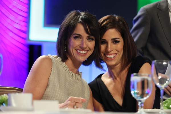 Constance Zimmer and Ana Ortiz