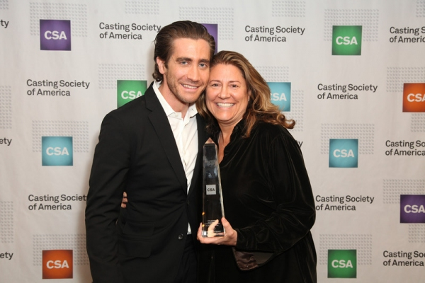 Jake Gyllenhaal and Lora Kennedy