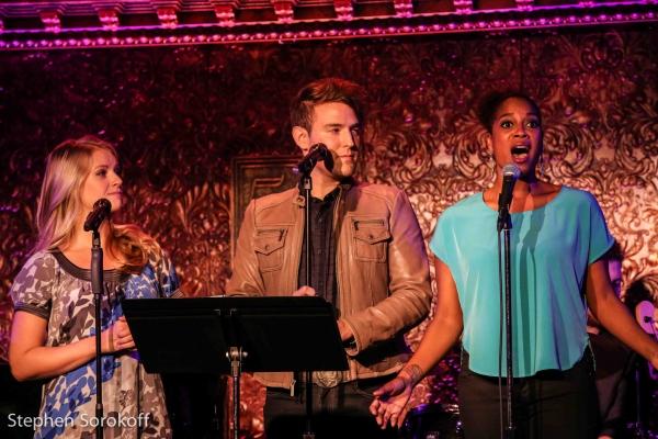 Whitney Bashor, Morgan Karr, Dan''yelle Eblen Photo