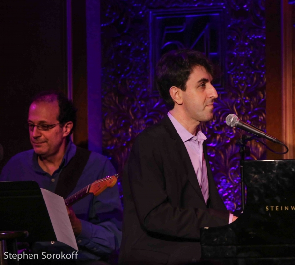 Gary Sieger, Jason Robert Brown