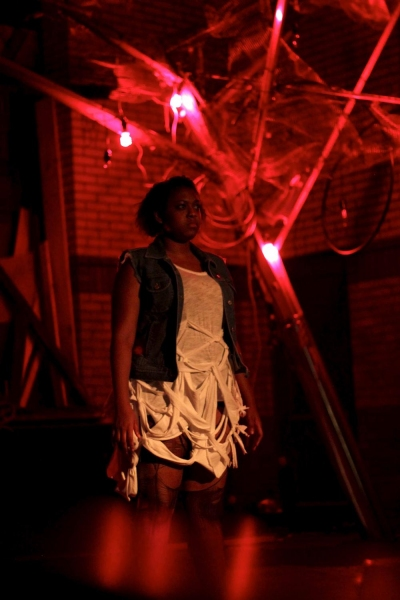 Photo Flash: First Look at First Floor Theater's POLAROID STORIES, Opening 11/21