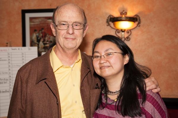 Gerry Bamman & Winnie Lok