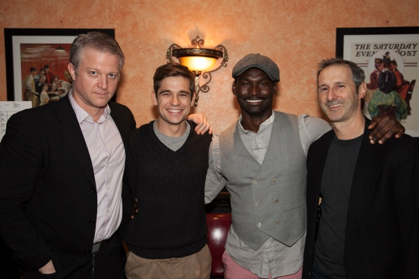 Photo Flash: Nick Westrate and More in Facing Page Productions' SONNET KARAOKE