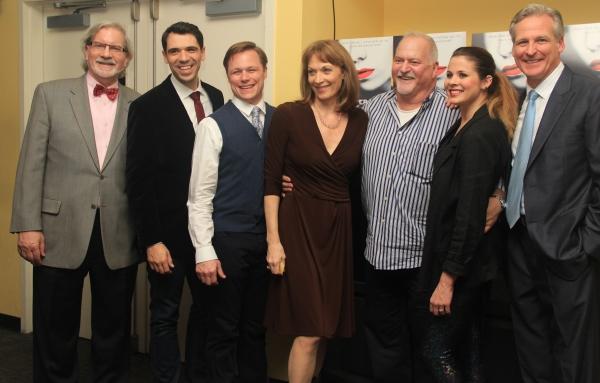 Playwright MERLE GOOD, NICHOLAS URDA, MAT HOSTETLER, DEE HOTY, Director STEVEN YUHASZ Photo