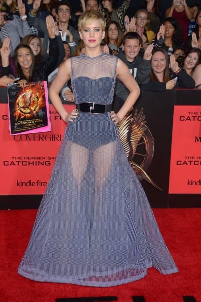 Fashion Photo of the Day 11/19/13 - Jennifer Lawrence