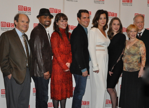 Ethan Phillips, Francois Battiste, Erica Schmidt, Zach Shaffer, Margaret Colin, Kristen Bush, Amelia Campbell and Reed Birney