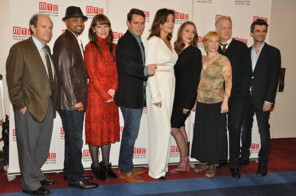 Ethan Phillips, Francois Battiste, Erica Schmidt, Zach Shaffer, Margaret Colin, Kristen Bush, Amelia Campbell,Reed Birney and Michael Crane