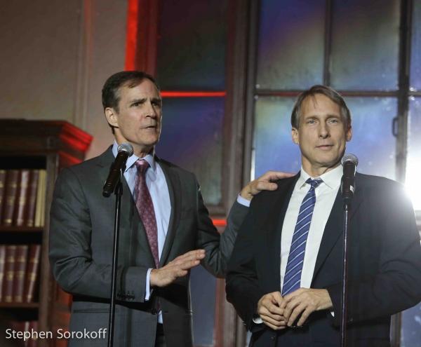 Howard McGillin & Gregg Edelman