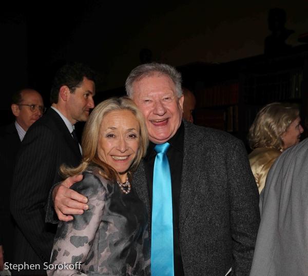 Eda Sorokoff & Harvey Evans