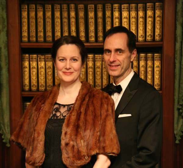 AnnMarie Benedict and Bill Connington Photo