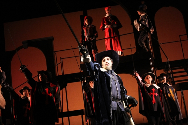 Photo Credit: First Look at CRT's THE THREE MUSKETEERS
