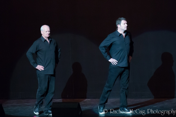 Colin Mochrie and Brad Sherwood Photo