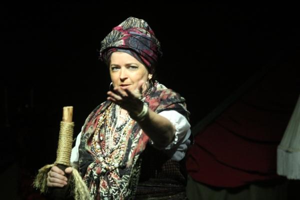 Stephanie Thomas as Marie Laveau