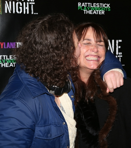 Lucy Thurber and Karen Allen