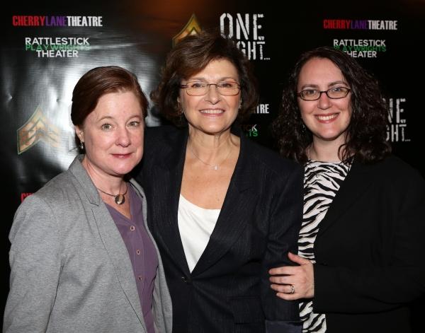 Julie Crosby, Angelina Fiordellisi, Rachel Reiner