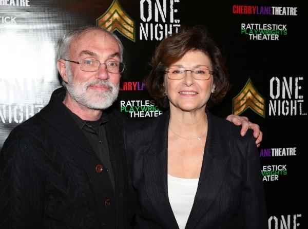 David Van Asselt and Angelina Fiordellisi