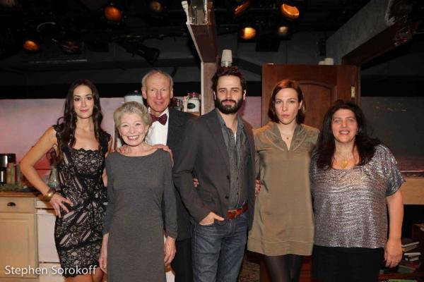 Meghan Kennedy, Phyllis Somerville, James Rebhorn, Luke Kirby, Rebecca Henderson, She Photo