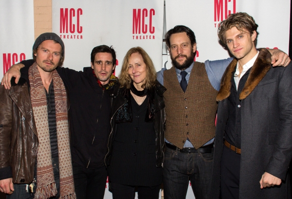James Badge Dale, James Ransone, Jo Bonney, John Pollono, Keegan Allen