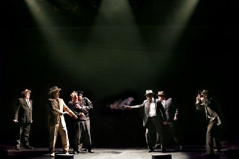 BWW Blog: Ed Dixon of Casa Manana's OSWALD: THE ACTUAL INTERROGATION - Closing