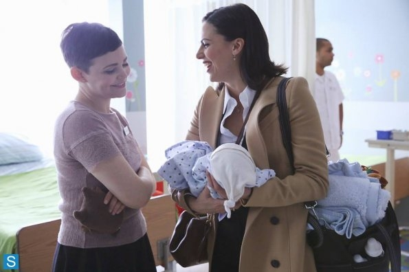 Photo Flash: First Look - 'Save Henry' Episode of ABC's ONCE UPON A TIME