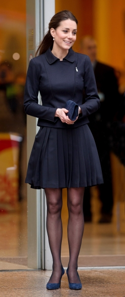 Fashion Photo of the Day 11/21/13 - Catherine Duchess of Cambridge
