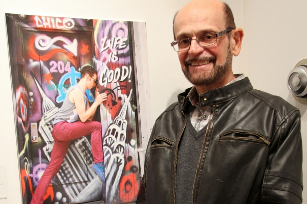 Robert Terrano of East Windsor earned an Honorable Mention for ''The Art of Dance.''