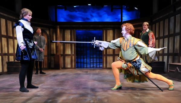 Photo Flash: First Look at Cincinnati Shakespeare's TWELFTH NIGHT