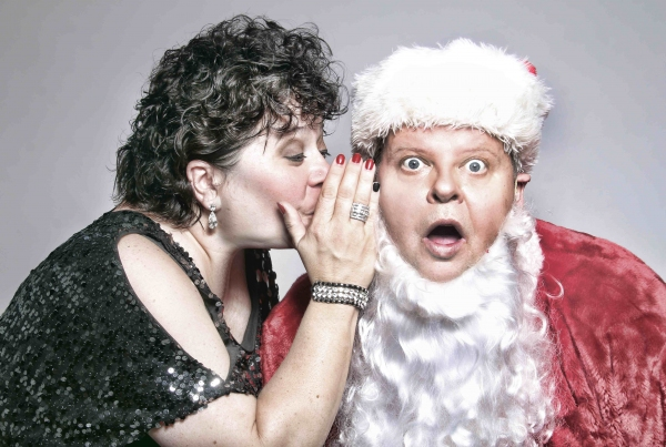 Photo Flash: Sneak Peek - Be NAUGHTY AND NICE with Serenbe Playhouse This Christmas