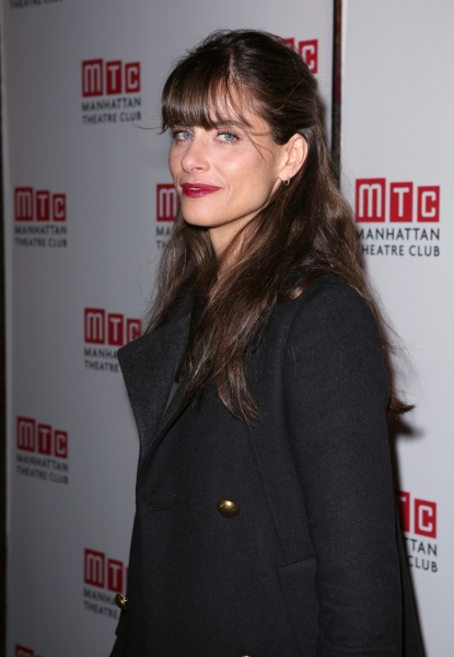 Playwright Amanda Peet