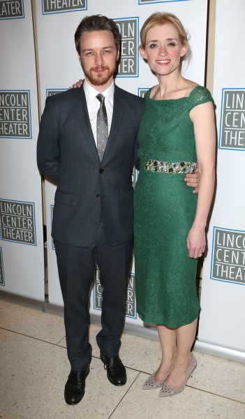 Photo Coverage: Ethan Hawke, Anne-Marie Duff & Cast of MACBETH Celebrate Opening Night!