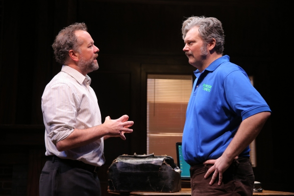David Costabile and John Ellison Conlee