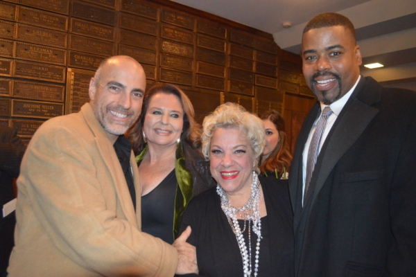 Photos: Stephen Bogardus, Marilyn Sokol, and More at '2013 Best of Broadway & Cabaret' Actors' Temple Benefit