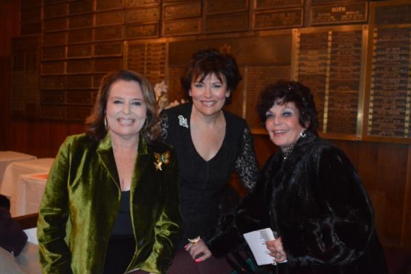 Randie Levine-Miller, Valerie Lemon, Dana Lorge