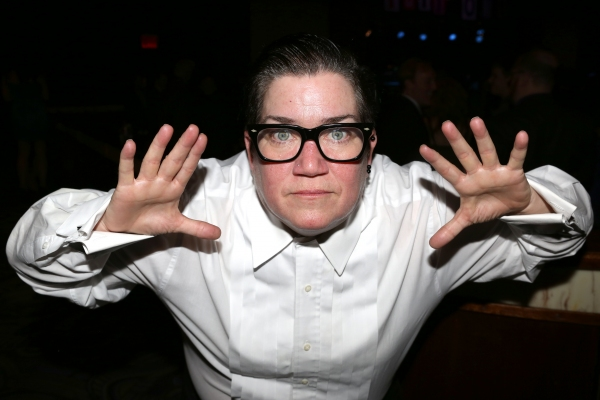InDepth InterView: Lea DeLaria Talks ORANGE IS THE NEW BLACK Season Two, Christmas Show, New Album & More