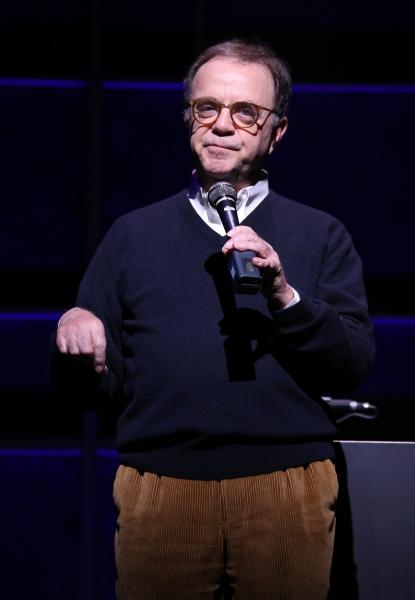 Producer Paul Blake