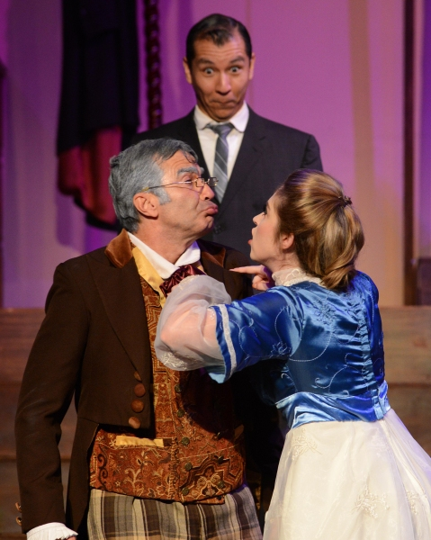 BWW Reviews: Opera in the Heights' DON PASQUALE is Jovial Merriment