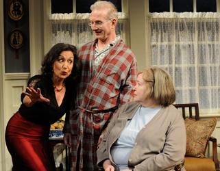 Masha (Phyllis Kay), Vanya (Brian McEleney) and Sonia (Janice Duclos)