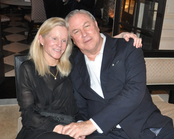 Lisa Ehrenkranz  and Robert Wilson