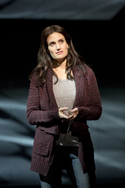 Photo Coverage: Get a Sizzling First Look at IF/THEN on Stage with Idina Menzel, Anthony Rapp, LaChanze, James Snyder & More!