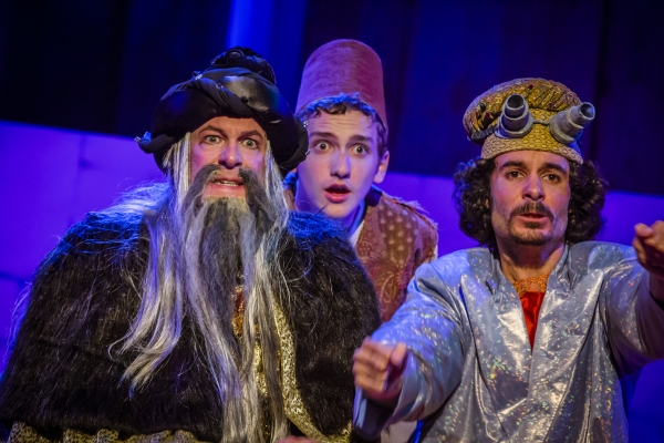 BWW Reviews: A.D. Players' GOLD, FRANKINCENSE, CHRISTMAS TREE ORNAMENTS AND MYRRH Reminds Us the Reason for the Season