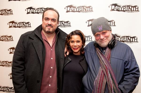 David Zayas, Daphne Rubin Vega, Philip Seymour Hoffman