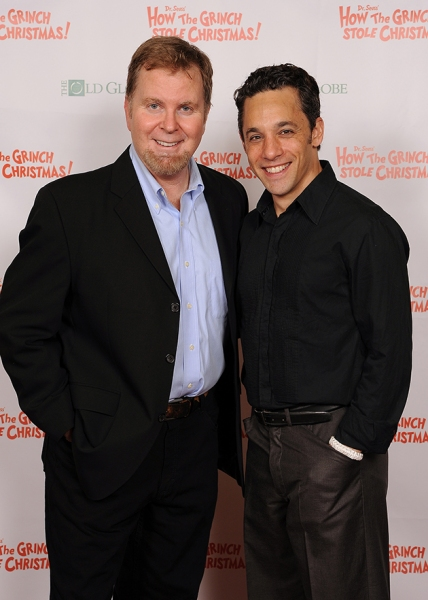 Steve Gunderson, Jeffrey Schecter
