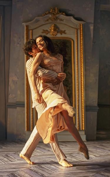 Herman Cornejo and Alessandra Ferri